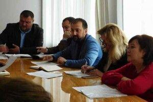 У Луцькому районі обговорили питання щодо формування бюджету на 2020 рік