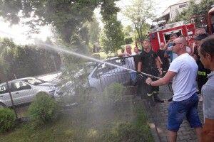 Добровільні пожежні створять в Дубівській громаді