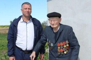 На батьківщині Лесі Українки  громада вшанувала ветеранів