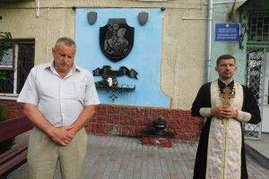 Горохівські поліцейські пом'янули молитвою тих, хто вже на Небесах