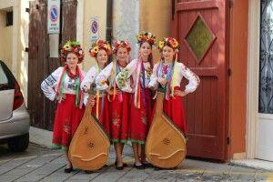Нововолинські бандуристки – переможці міжнародного конкурсу