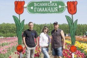 Де тюльпановий рай? На Волині! (Фото, Відео)