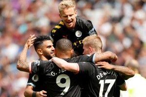 «Манчестер Сіті» із Зінченком з рахунком 5:0 «взув» «Вест Гем» без Ярмоленка