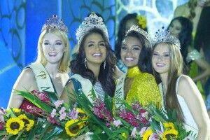 Українка Діана Шабаш не стала «Міс Земля – 2019». Тріумфувала дівчина з Пуерто-Ріко (Фото)