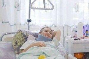 Скандал у тернопільській лікарні: медики не помітили в потерпілої у ДТП 5 переломів