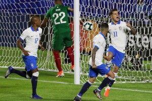 У матчі-відкритті Кубка Америки-2019 Бразилія розтрощила Болівію