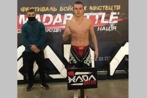 Волинянин виграв гран-прі на фестивалі бойових мистецтв