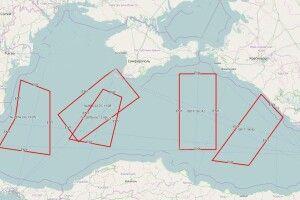 Росія перекрила понад чверть Чорного моря