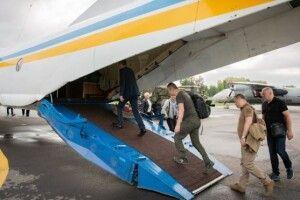 Встановити результат виборів на Донеччині допомагає літак МВС