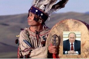 Шаманські обряди в Сибіру: журналіст розповів про дивне захоплення Путіна