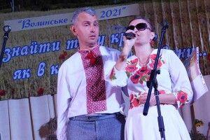 На фестивалі у Горохові пам'ять Степана Кривенького вшановували незрячі музиканти (Фото, відео)