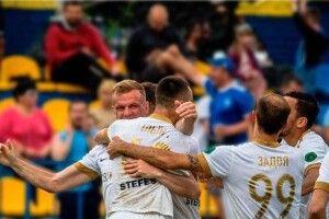 «Колос» обіграв «Чорноморець» і сенсаційно пробився в УПЛ