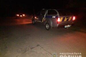 Волинянин хотів підкупити поліцейських, аби не карали за п'яну їзду на тракторі