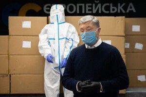 Волинські лікарі отримають 700 захисних костюмів від Порошенка
