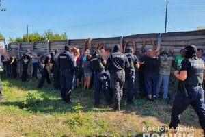 На Харківщині за фактом нападу на знімальну групу одного з телеканалів відкрито кримінальне провадження