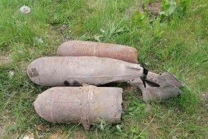 701 вибух: волинські піротехніки знищують боєприпаси двох воєн