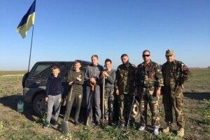 На Волині знайшли рештки 33 солдатів часів Другої світової війни