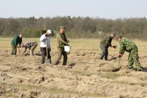 На Волині заклали «Ліс дружби України та Туреччини іменіАтатюрка»