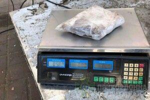 На кордоні з Польщею виявили півкілограма наркотиків (Фото)