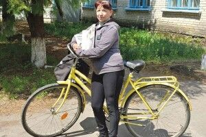 Ольга Волошинська самотужки виховала захисника України