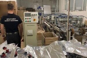 Спирт для підпільного виробництва оковитої завозили із закордону