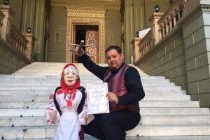 Рожищенський гуморист переміг на міжнародному конкурсі