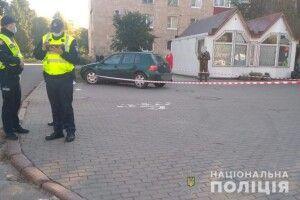 Знайшли водійку, яка могла спричинити ДТП у Луцьку, внаслідок якої постраждав чоловік