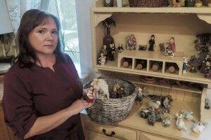 «Політиків не ліплю – не надихають!» – волинянка створює «живі» ляльки