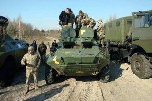 Понад 600 школярів Рівненщини вчаться стріляти