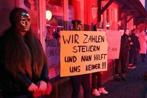 Німецькі проститутки хочуть працювати