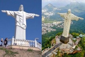 Такої статуї Спасителя  нема в усій Україні (Фото)
