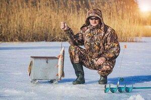 Одяг, снасті та алкоголь: що потрібно знати про зимову риболовлю
