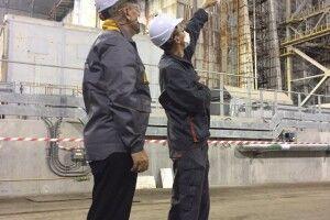 Міністр закордонних справ Франції побував у Чорнобилі