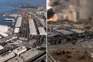 Вибух в Бейруті становив 10% потужності атомної бомби, скинутої на Хіросіму
