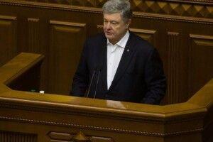 Петро Порошенко про банківський закон: або ми рятуємо Україну від дефолту, або один олігарх отримує собі банк