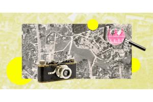 У Луцьку презентують онлайн карту міста з історичними фото та аерофотознімком 1944 року