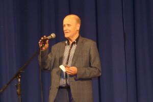Михайло Слабошпицький у Луцьку: «Добра книга – це міна уповільненої дії і вона колись подіє» (ФОТО, ВІДЕО)