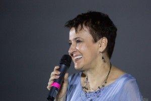 Оксана Забужко стала лауреаткою Шевченківської премії