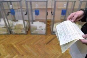 Станом на 16.00 проголосував лише кожен четвертий українець