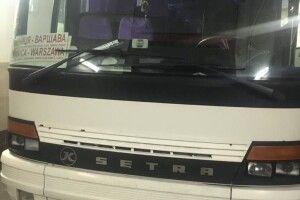 На «Ягодині» знайшли сигарети, позбавили нагород, вилучили автобус (Фото, відео)