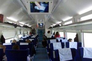 Атакували швидкісний поїзд Львів – Київ