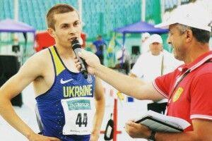 Легка атлетика: Волинська область має двох чемпіонів і одного «срібного» призера