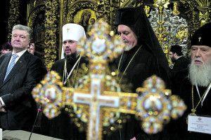 Отець Іван Сидор тепер мав радісний привід бити удзвони: створено Автокефальну православну церкву України!