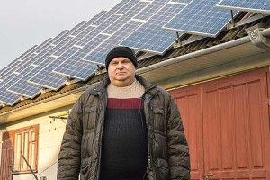 А пан Василь має власну… електростанцію!