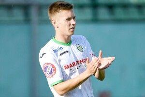Півзахисника «Карпат» Єгора Назарину визнали кращим гравцем 14-го туру УПЛ