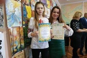 Луцька школярка третій рік поспіль виграє у  Шевченківському конкурсі