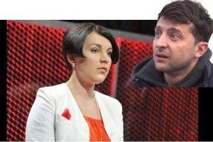 Соня Кошкіна про ЗЕ-кандидата: «Боягузтво— цедіагноз»
