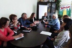 У Ківерцях міркували, як допомогти громадянам, які опинилися у складних соціальних обставинах