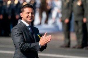 Зеленський таки надумав організувати військовий парад з нагоди 30-ї річниці Незалежності України