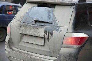 Забруднені номерні знаки – підстава для поліції зупинити і тимчасового затримати автомобіль